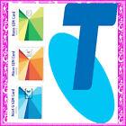 Telstra ◉$10 Credit Prepaid SIM CARD◉Calls Texts & Net ◉Regular Micro or Nano◉Oz