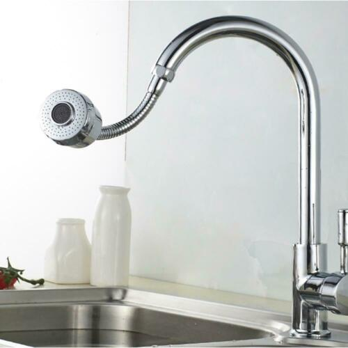 Flexible Bend Water-saving Universal Hose Tap Aerator Faucet Nozzle Filter L/&6