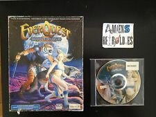 Extension EverQuest Shadows of Luclin + scars of velious MMORPG PC Big Box FR
