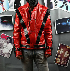 Michael-Jackson-MJ-Costume-Thriller-Jacket-Replica-Free-Billie-Jean-Glove