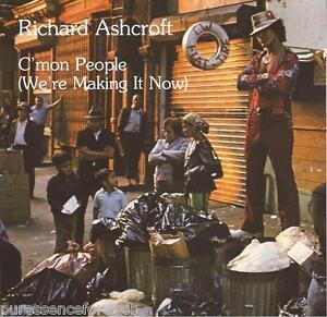 RICHARD-ASHCROFT-C-039-mon-People-We-039-re-Making-It-Now-UK-3-Tk-CD-Single