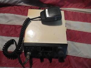 Vtg-Uniden-MC610-VHF-Marine-Radio-Power-Microphone-untested