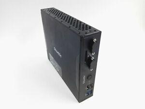 PC-Barebone-Shuttle-DS68U-Celeron-3855U-DDR3L-SDRAM-4K-Schlank-Duenn-Fein