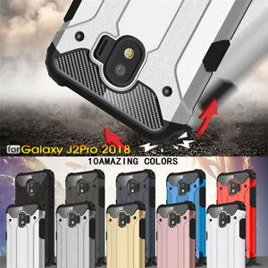 Pour-Samsung-Galaxy-J2-J3-J5-J7-Pro-J330-Chocs-Armure-Robuste-Coque-Rigide
