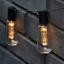 DEL-solaire-alimente-Vintage-Edison-Ampoule-String-lumieres-Garden-Outdoor-Summer-Party miniature 7