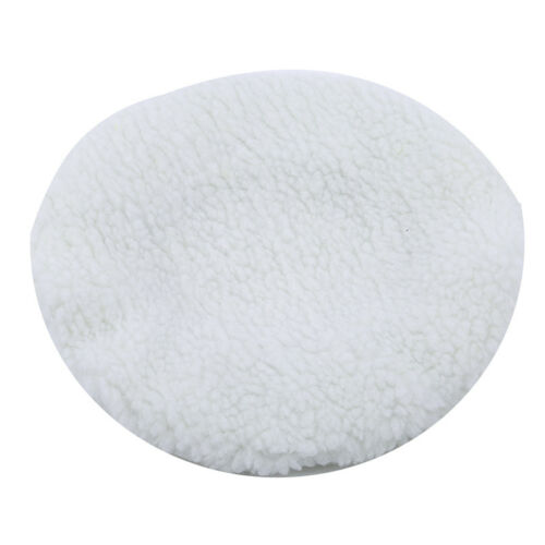 Car Auto Polisher Bonnet Soft Pads 9 to 10 Inch Max Waxer Buffing Pads Sponge WE