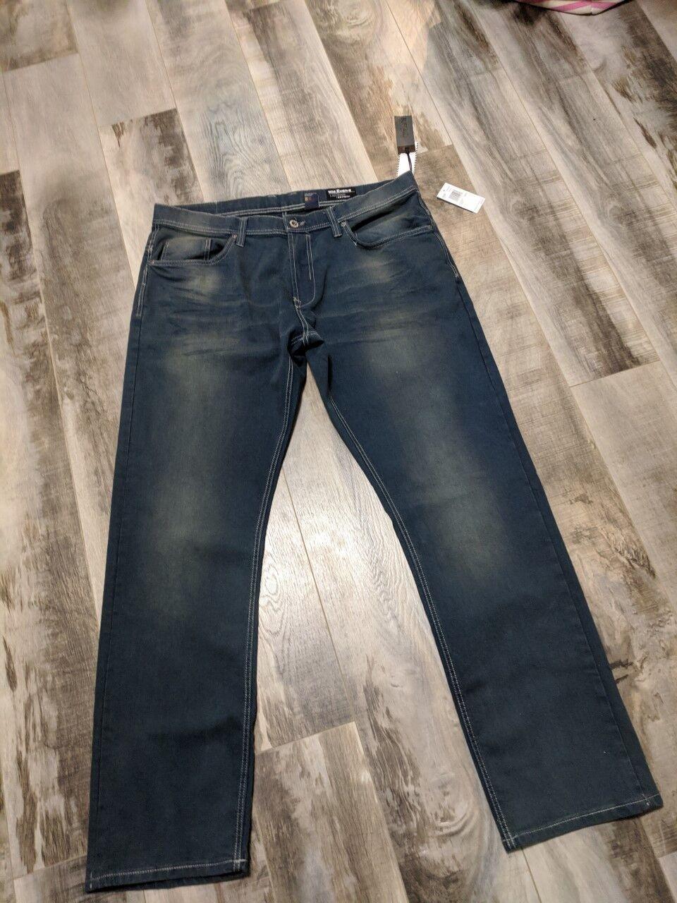 Mens David Bitton Jeans Size 38 x 32