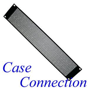 2HE Rackblende - Lüftungslöcher - gekantet - Stahl # Ventilation Rack Panel - Berlin, Deutschland - 2HE Rackblende - Lüftungslöcher - gekantet - Stahl # Ventilation Rack Panel - Berlin, Deutschland