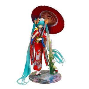 Anime Hatsune Miku FIgure Hatsune Racing Cheer Hatsune Support VER.1//8 23CM