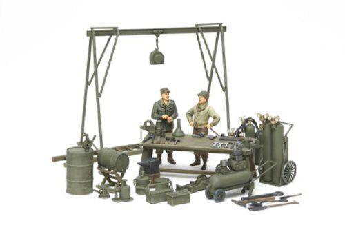 Tamiya 1 35 Seconda Guerra Mondiale USA Campo uomoutenzione  Giardino Kit modellolololo  trova il tuo preferito qui