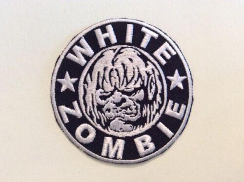 WHITE ZOMBIE 7,5 cm M181 //// ECUSSON PATCH AUFNAHER TOPPA NEUF