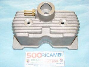 FIAT-500-F-L-R-126-COPERCHIO-PUNTERIE-NEUTRO-ALLUMINIO-CARBURATORE-WEBER-26-E-28