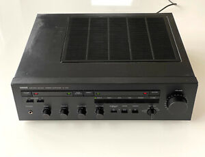 YAMAHA A-700 VINTAGE STEREO AMPLIFIER - SERVICED