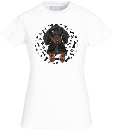 DACKEL dachshund T SHIRT JN1