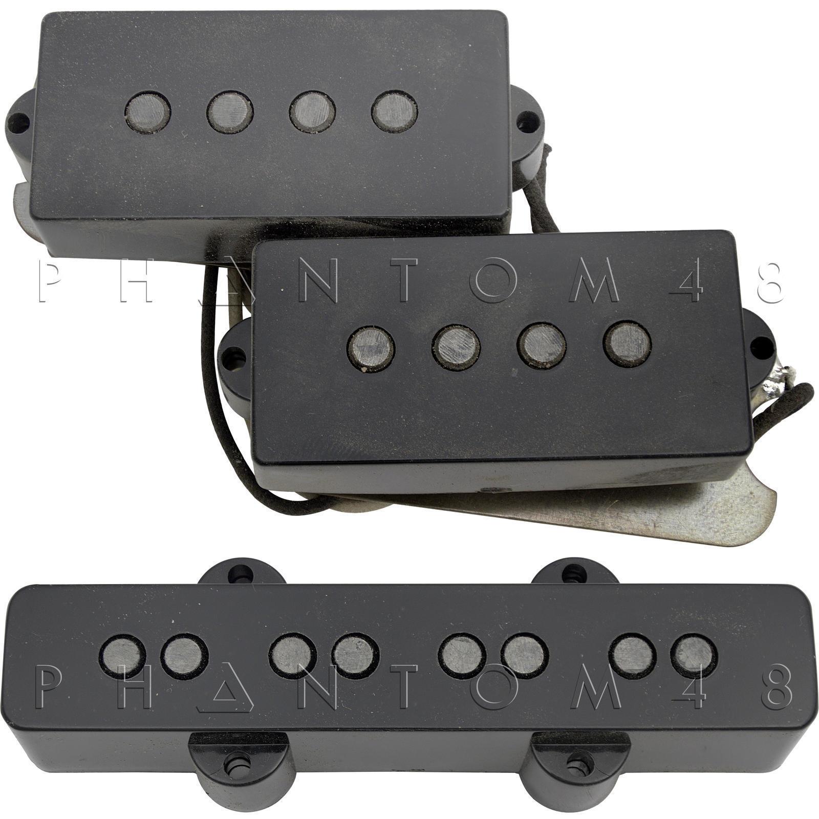 Seymour Duncan Antiquity P-Jazz P-Bass Neck Bridge Guitar Pickup Set - Brand NEW