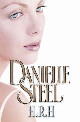 """AS NEW"" Steel, Danielle, H.R.H., Hardcover Book"