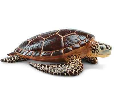SEA TURTLE Replica # 260429 ~ Incredible Creatures ~FREE SHIP/USA  w/$25+SAFARI