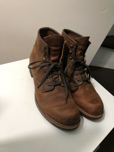 red wing blacksmith 9.5
