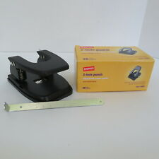 Staples 2 Hole Punch Non Skid Base 28 Sheet Capacity Model 799825 New In Box