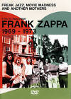 Frank Zappa: Freak Jazz, Movie Madness and Another Mothers (DVD, 2014)