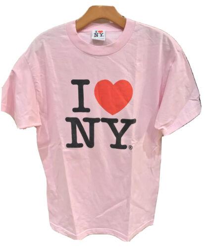 Official I Love NY I Heart NY T-shirt Short Sleeve