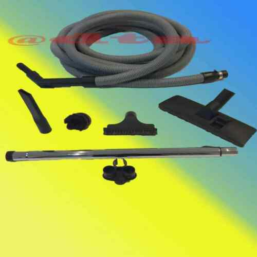 9M Hose Kit For Ducted Vacuum   Sock   Hard Floor Head