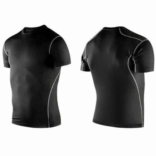 Mens Sleeveless Tank Top Base Layer Lightweight Running Fitness Cycling Vest