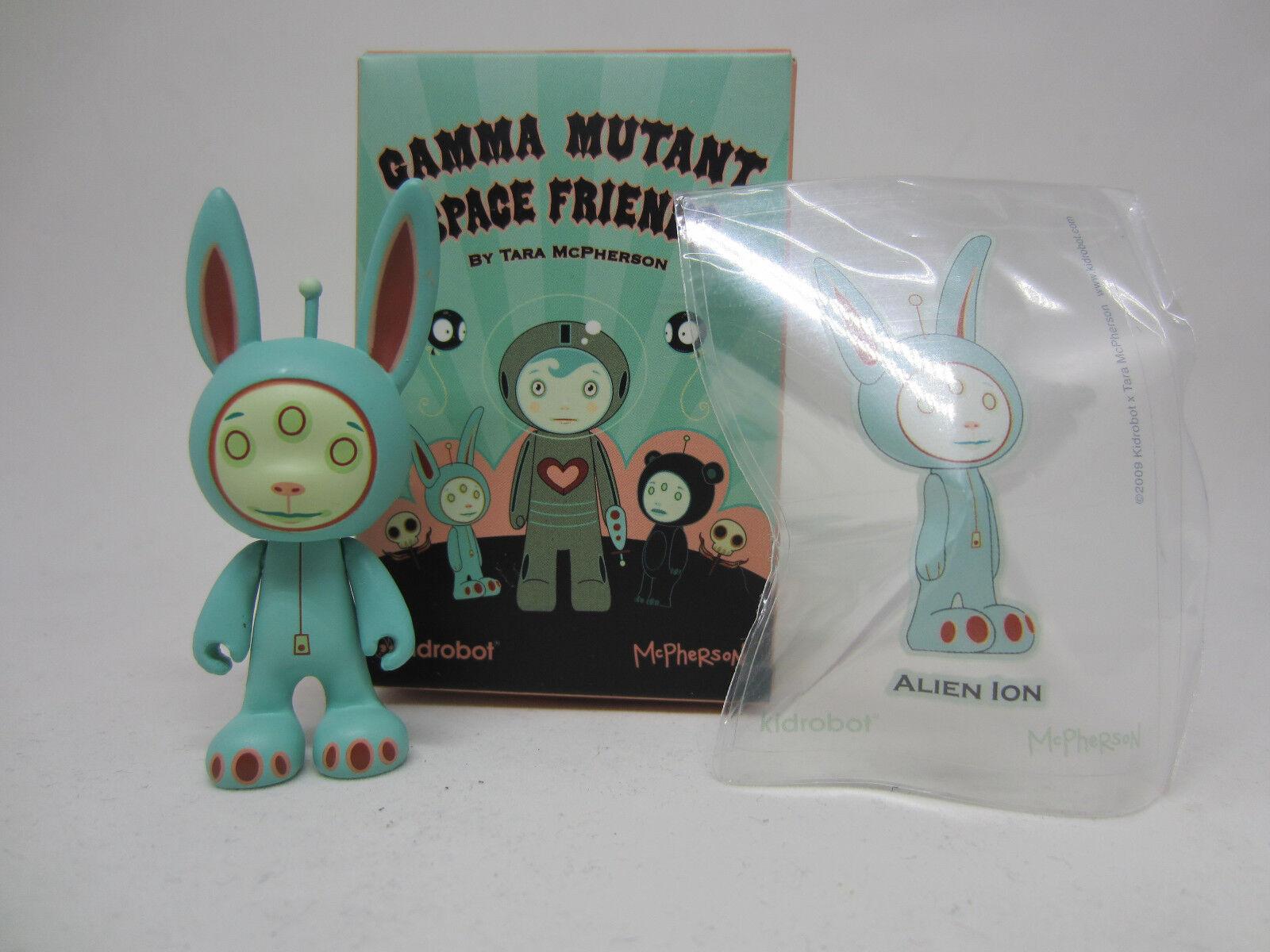 Kidrobot Gamma Mutant Space Friends Series Alien Ion Tara McPherson 1 20
