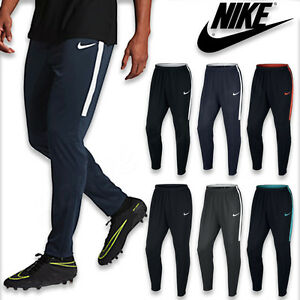 caeae5be1793d Image is loading Mens-Nike-Pants-Dry-Academy-Tracksuit-Training-Bottoms-