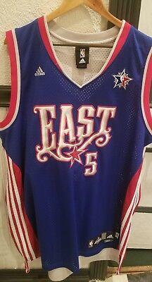NBA Adidas Boston Celtics Kevin Garnett Jersey 2008 East All Star Sewn 5 Men XXL | eBay