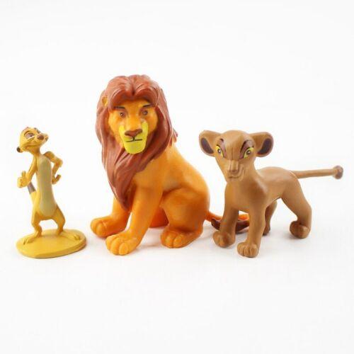 12 Figuren  König Löwe The King Simba PVC Bündel von Bunga Fuli Ono Disney