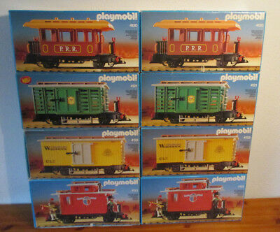 Playmobil Nostalgie Rosa Puppenhaus 5312 Kinderzimmer Zugwaggon
