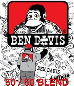 Ben-Davis-Work-Pants-Original-Ben-039-s-50-50-Blend-Heavy-Weight-Twill-Sizes-30-60