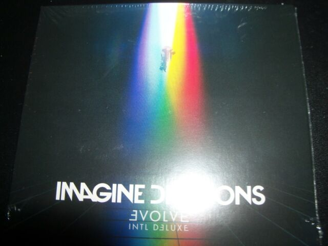 IMAGINE DRAGONS Evolve (Deluxe Edition) Bonus Tracks CD – New