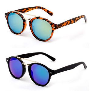 51a674e2969 Erika Style Sunglasses Top bar Vintage Retro Flat Color Styles Frame ...