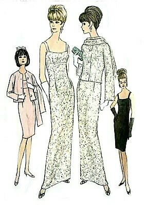 #100 RUFFLED WEDDING GOWN  PATTERN ALL SIZE  DOLLS