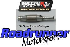 Milltek Clio 197 2.0 16V Sports Cat Exhaust 200 Cell Stainless Steel SSXRN301