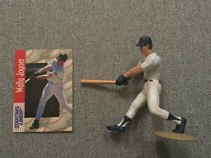 Wally Joyner 1997 Opened Starting Line Up Figure & Card