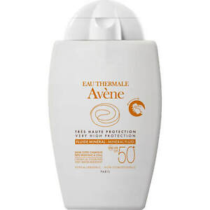 c3732836afc6 Avene Mineral Sunscreen Fluid SPF 50+ - 1.3 oz/40mL - New Product ...
