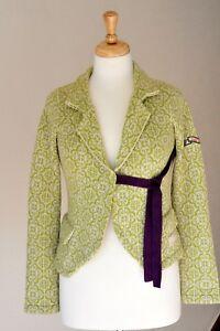 8 Eu 32 Molly Yellow 34 6 Cotton Odd Vk 0 Nordic Jacket Vestformaat qUGSMVzp