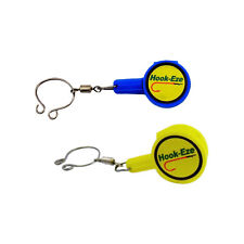 Hook-Eze Twin Pack River & Coast Multi-Purpose Fishing Tool (Blue or Yellow)