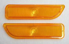 Trim Parts A9835 1967-1972 GMC Parking Light Lens