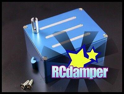 ALUMINUM RECEIVER BOX B FOR TRAXXAS T-MAXX .15 2.5 3.3 E-MAXX 4910 3906
