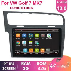 32GB-For-VW-Golf-7-MK7-Autoradio-Android-10-GPS-Navigation-Stereo-8-Kern-Camera