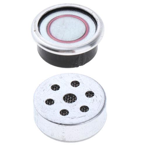 2 Stk Mikrofon-Kapsel Zubehör Professionelles Micro Dynamic Mikrofon