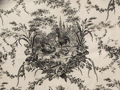 Rue De France Country French Toile