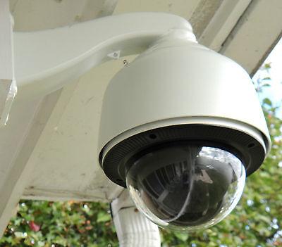 """PTZ  Auto tracking speed dome camera 1/3""""sony CCD 700TVL 30X 360°/s"""