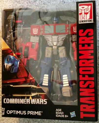 Nouveau Combineur Wars Transformers Voyager Choisir Optimus Prime ou Silverbolt