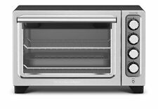Kitchenaid Kco253bm Stainless Steel 1440 W 12 Inch Compact Convection Countertop Electric Toaster Oven Black