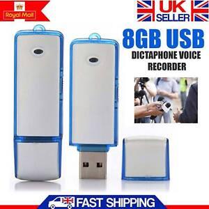 Mini-8GB-Digital-USB-Dictaphone-Voice-Recorder-Spy-Listening-Device-Memory-Stick